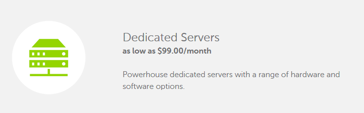 NameCheap Dedicated Servers