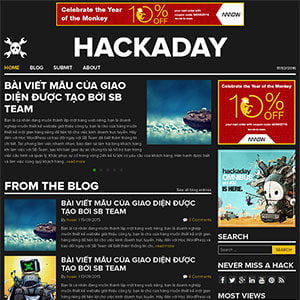 Hack A Day thumbnail